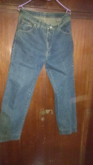 Jeans importados Dunlop, exc estado. T: 44