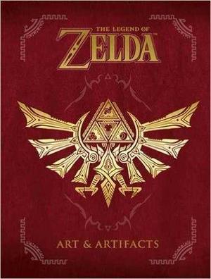 Legend Of Zelda Art & Artifacts - Inglés - Ed. Dark Horse