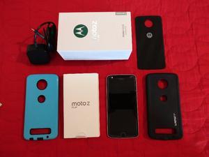 Motorola Moto Z Play Libre impecable