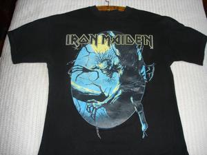 Remera de rock Iron Maiden