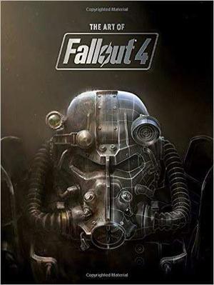 The Art Of Fallout 4 - Inglés - Ed. Dark Horse