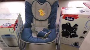 Vendo set cuna, mochila, mesedor y esterilizador para bebe