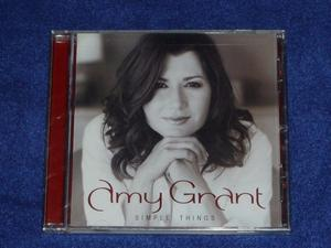 Amy Grant - Simple Things. Cd Importado. Nuevo!