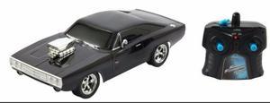 Auto Rápidos Y Furiosos R/c Dodge Charger Art.