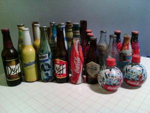 Botellas de coleccion