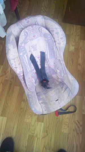 Butaca de auto para bebe