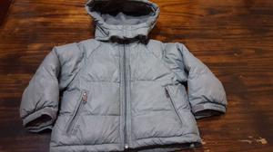CAMPERA CHEEKY INFLABLE INTERIOR POLAR CON CAPUCHA T. 4