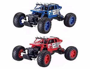 Car Crawler Auto Todo Terreno 4x4 A Control Remoto Quinotoys