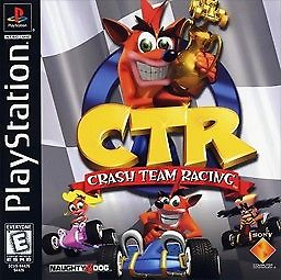 Crash Team Racing ps1 Seinagames77