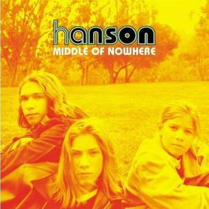 Hanson - Middle Of Nowhere. Cd Excelente!