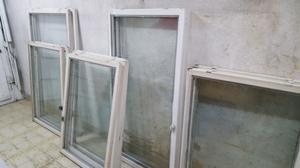 Hojas de ventana de chapa corrediza sin marco