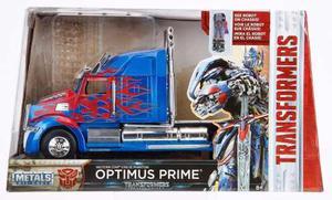 Jada Camión Transformers Optimus Prime Metal De Colección