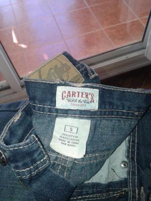 Jeans Marca Carter´S Cheeky