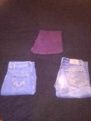 Jeans mujer oferta 3x2