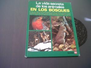 LIBRO LA VIDA SECRETA DE LOS ANIMALES DEL BOSQUE