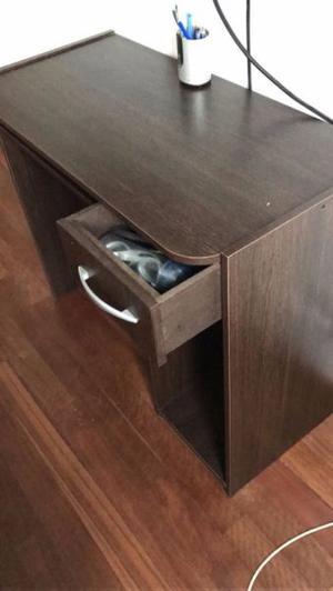Mesa escritorio para pc de madera posot class - Mesas de escritorio de madera ...