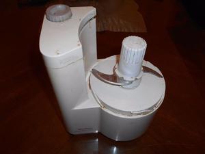 Motor y cuchilla para procesadora Moulinex masterchef 20