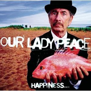 Our Lady Peace - Happiness... Cd Como Nuevo, Importado!