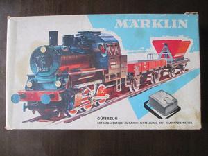 Tren Marklin  - Set Completo Alemán