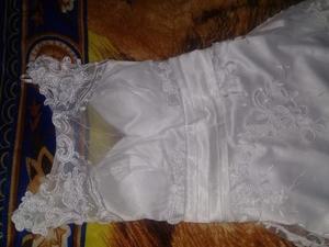 Vestido de novia NUEVO más tocado de regalo!!!