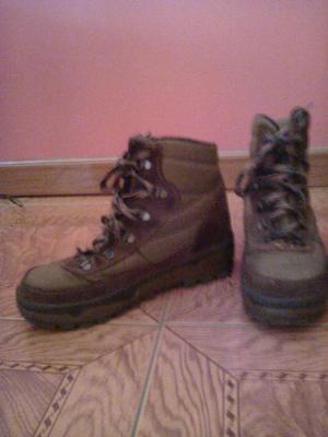 Zapatillas de invierno y botas cortas!!