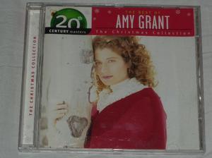 amy grant - the christmas collection. cd importado!