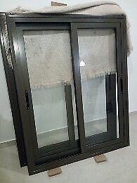 vendo 2 ventanas de aluminio