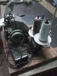 vendo maquina de coser overlok de 3 hilos transportable