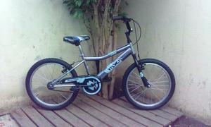 BICICLETA BMX RALEIGH RODADO 20 EXCELENTE ESTADO Y LISTA