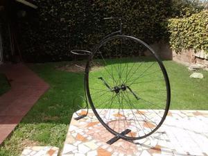 Bicicleta inglesa porta macetas