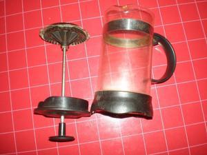 Cafetera para 4 posillos