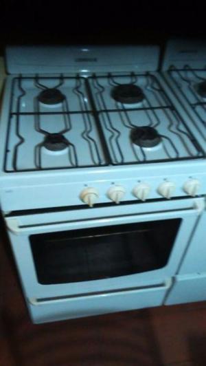 Cocina 4 hornallas