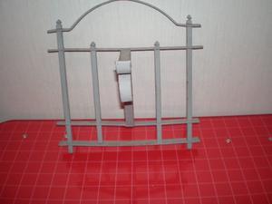 Colgante de hierro para maceta
