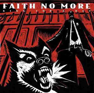 Faith No More King For A Day 2 Vinilos 180 G Nuevos Imp