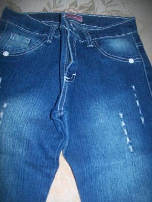 Jeans de nena talle 16
