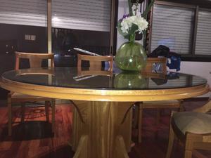 Mesa para 8 sillas