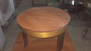 Mesa ratona redonda