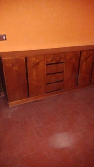 Mueble modular vajillero para comedor (usado)