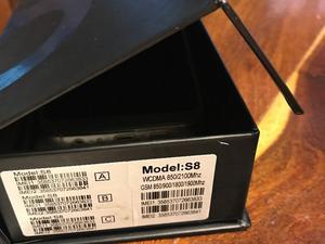 Samsung S8 nuevo en caja (Gene - rico)