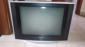 Tv Samsung 29 Pulgadas Pantalla Plana Flat Slim - Impecable