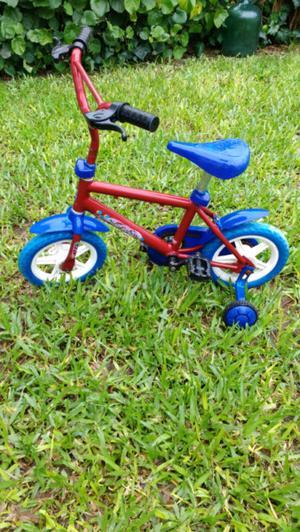 Vendo bicicleta para niños Halley