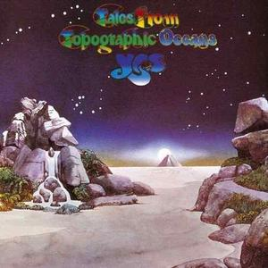 Yes Tales From Topographic Oceans Blu-ray + 3 Cd Nuevo Impor