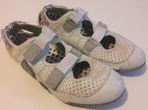 Zapatillas Merrel Náuticas de Mujer. Nro 37. Blancas c/