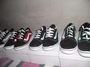 lote botitas de gamuza, zapatillas y panchas