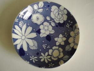 plato de porcelana Marly