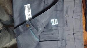 2 pantalones trabajo ombu