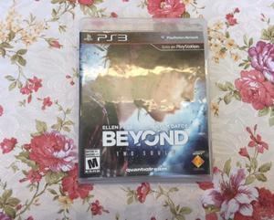 Beyond: Two Souls PS3 Físico Usado en perfecto estado