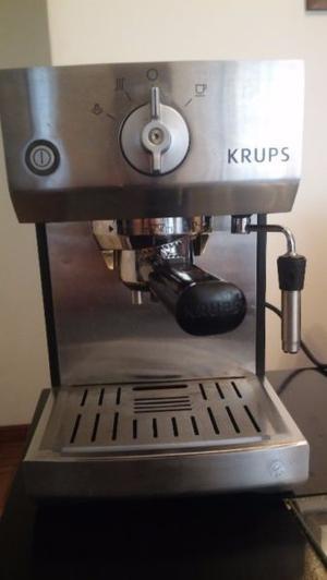 Cafetera express Krups