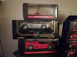 Colección Completa Autos Ferrari De Shell  Y 1/43