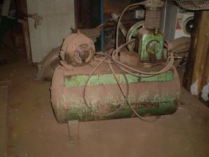 Compresor modelo viejo